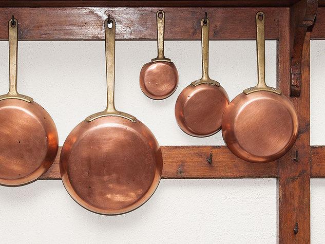 Pulizia dei metalli: rame e ottone – Rimedi di nonna semplici e ...